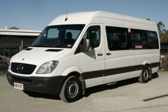 Sprinter (Up To 14 Seats)